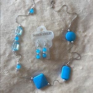 Jewelry - Beautiful Necklace & Earrings